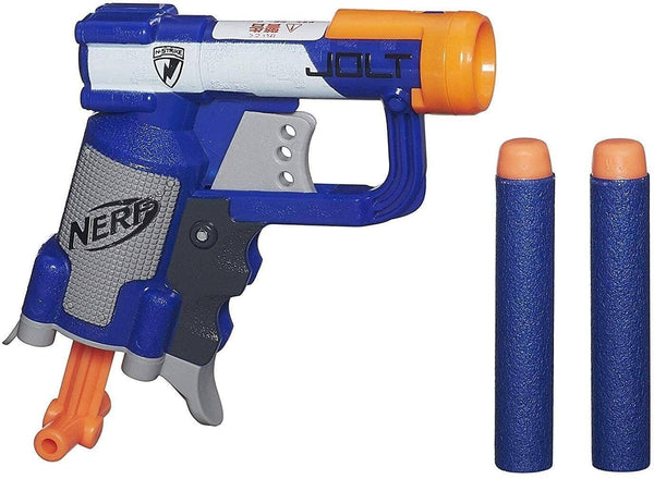 NERF N-STRIKE JOLT COLOUR ASST (8)