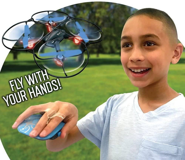X Force Hand Controlled Drone Helicopterskyline
