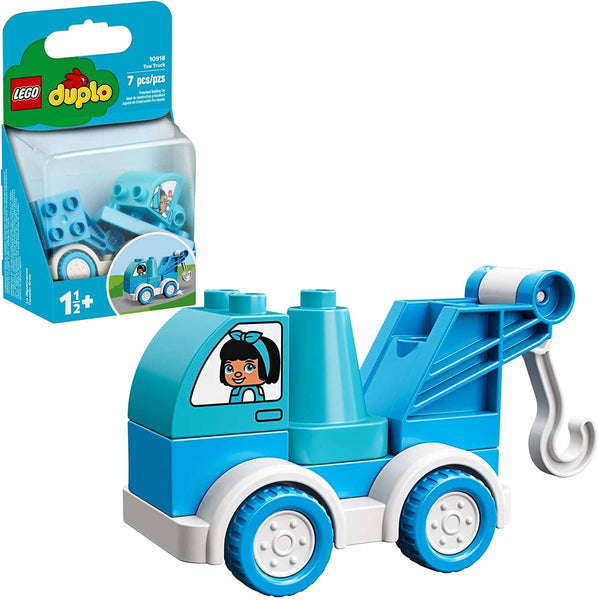 LEGO 10918: DUPLO: Tow Truck (6 Pieces)-Kidding Around NYC
