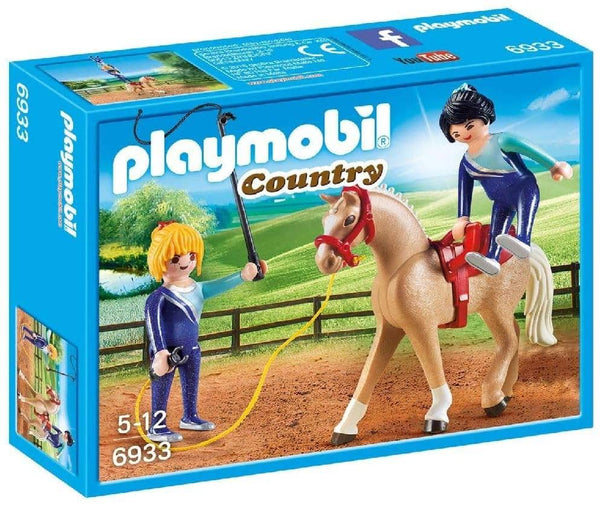 PLAYMOBIL Vaulting Horse Building Set