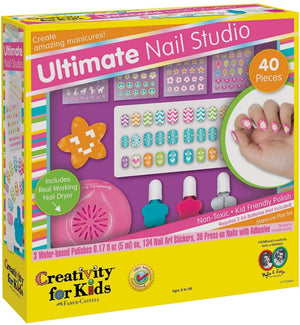 Ultimate Nail Studio-Kidding Around NYC