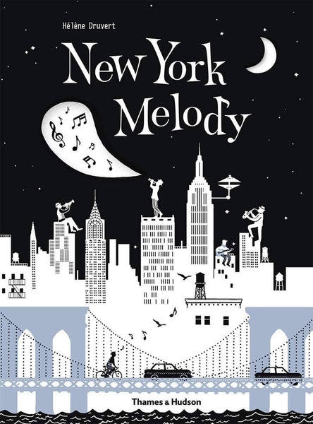 New York Melody (Hardcover)-Kidding Around NYC