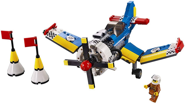 LEGO 31094: Creator: 3-in-1 Race Plane (333 Pieces)-Kidding Around NYC
