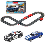 Carrera 63504 Speed Trap Battery Operated 1:43 Scale Slot Car Racing Track