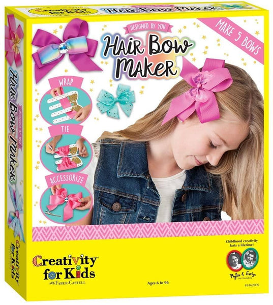 Hair Bow Maker-Kidding Around NYC