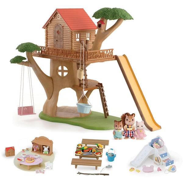Adventure Tree House Gift Set-Kidding Around NYC