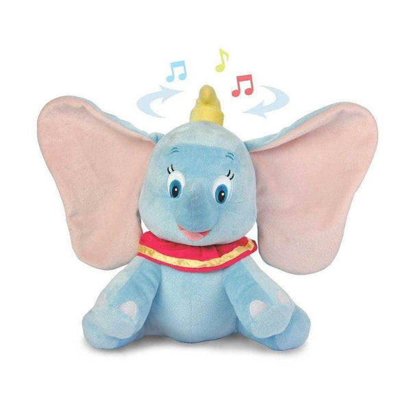 Dumbo Musical Waggy Stuffed Toy-Kidding Around NYC