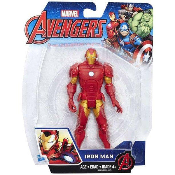"IRON MAN 6"" BASIC FIGURE"