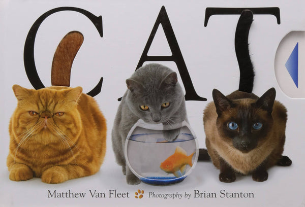 Cat Book (Board Book)
