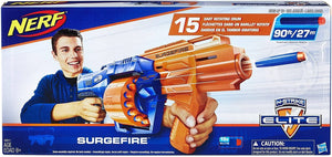 Surgefire N-Strike Elite Nerf-Kidding Around NYC