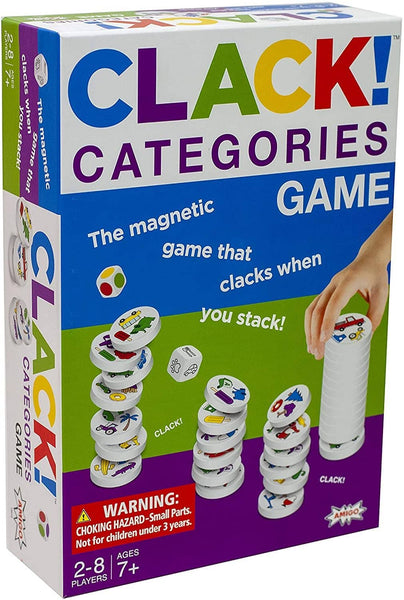 Clack Categories Game