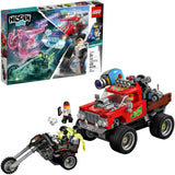 LEGO 70421: Hidden Side: El Fuego's Stunt Truck (428 Pieces)-Kidding Around NYC