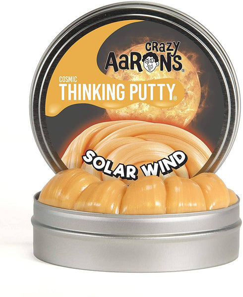 Cosmic: Solar Wind Crazy Aaron's Thinking Putty
