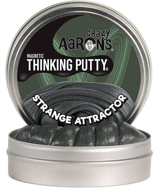 Magnetic: Strange Attractor Crazy Aaron's Thinking Putty