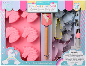 Ultimate Unicorn Baking Party Set-Kidding Around NYC