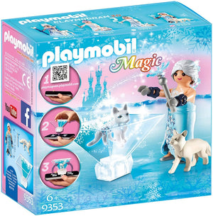 Playmobil 9353 Winter Blossom-Kidding Around NYC