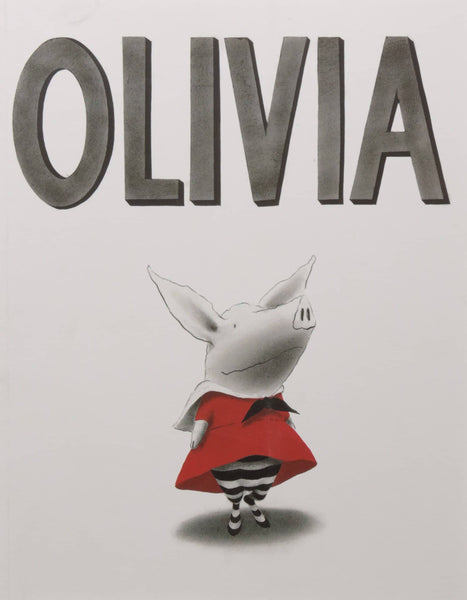 Olivia (Hardcover)-Kidding Around NYC