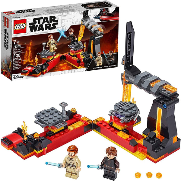 LEGO 75269: Star Wars: Revenge Of The Sith: Duel On Mustafar (208 Pieces)-Kidding Around NYC
