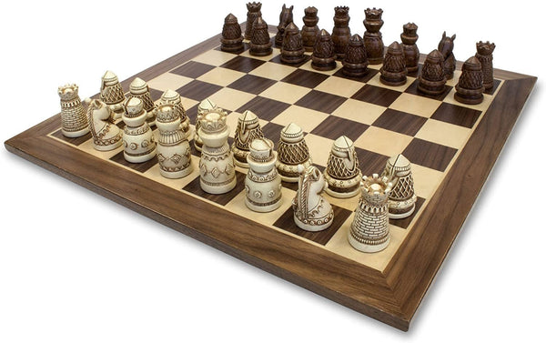 Medieval Themed Chess Set