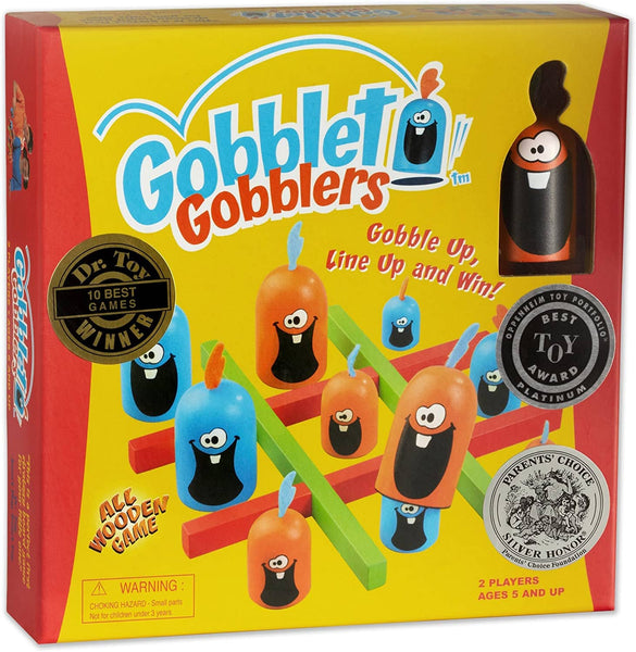 Gobblet Gobblers-Kidding Around NYC