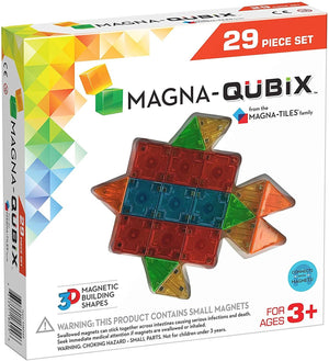 Magna Qubix 29 Piece Set-Kidding Around NYC