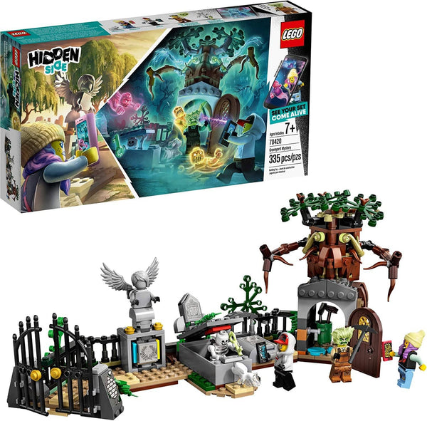 LEGO 70420: Hidden Side: Graveyard Mystery (335 Pieces)-Kidding Around NYC