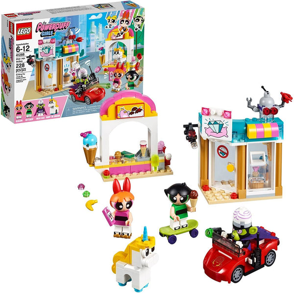 LEGO 41288: The Powerpuff Girls: Mojo Jojo Strikes (228 Pieces)-Kidding Around NYC