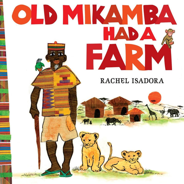 Old Mikamaba Had A Farm-Kidding Around NYC