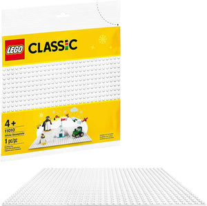 LEGO 11010: Classic: White Baseplate-Kidding Around NYC