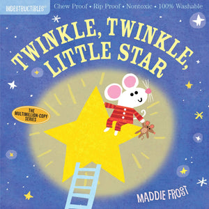 Twinkle Twinkle Little Star Indestructibles-Kidding Around NYC