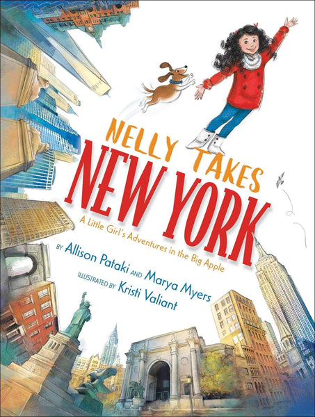 Nelly Takes New York (Hardcover)