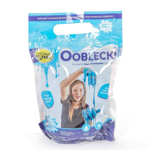 Blue Oobleck