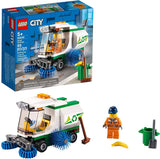 LEGO 60249: City: Street Sweeper (89 Pieces)-Kidding Around NYC