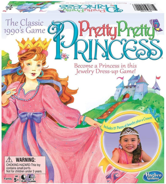 The Classic Pretty Pretty Princess Game-Kidding Around NYC