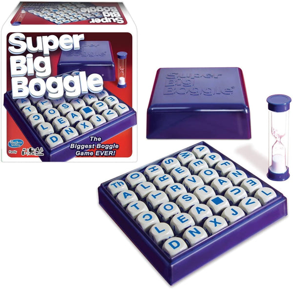 Super Big Boggle Game-Kidding Around NYC