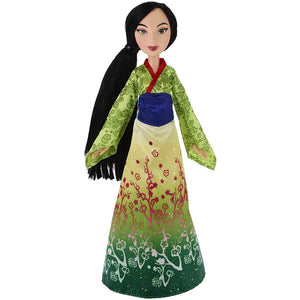 Mulan Royal Shimmer Doll-Kidding Around NYC
