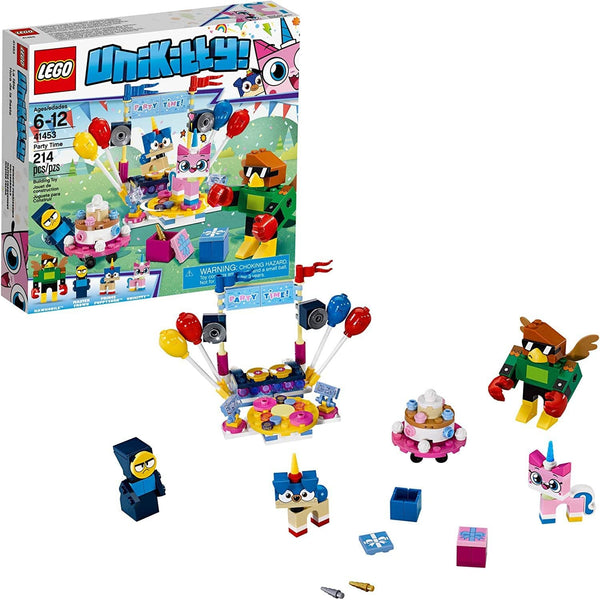 Lego Unikitty! Party Time 41453 Building Kit (214 Pieces)-Kidding Around NYC