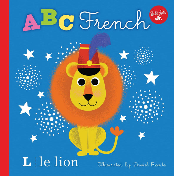 Abc French (Board Book)-Kidding Around NYC