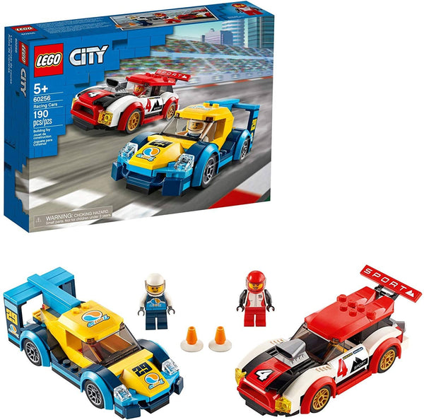 LEGO 60256: City: Racing Cars (190 Pieces)-Kidding Around NYC