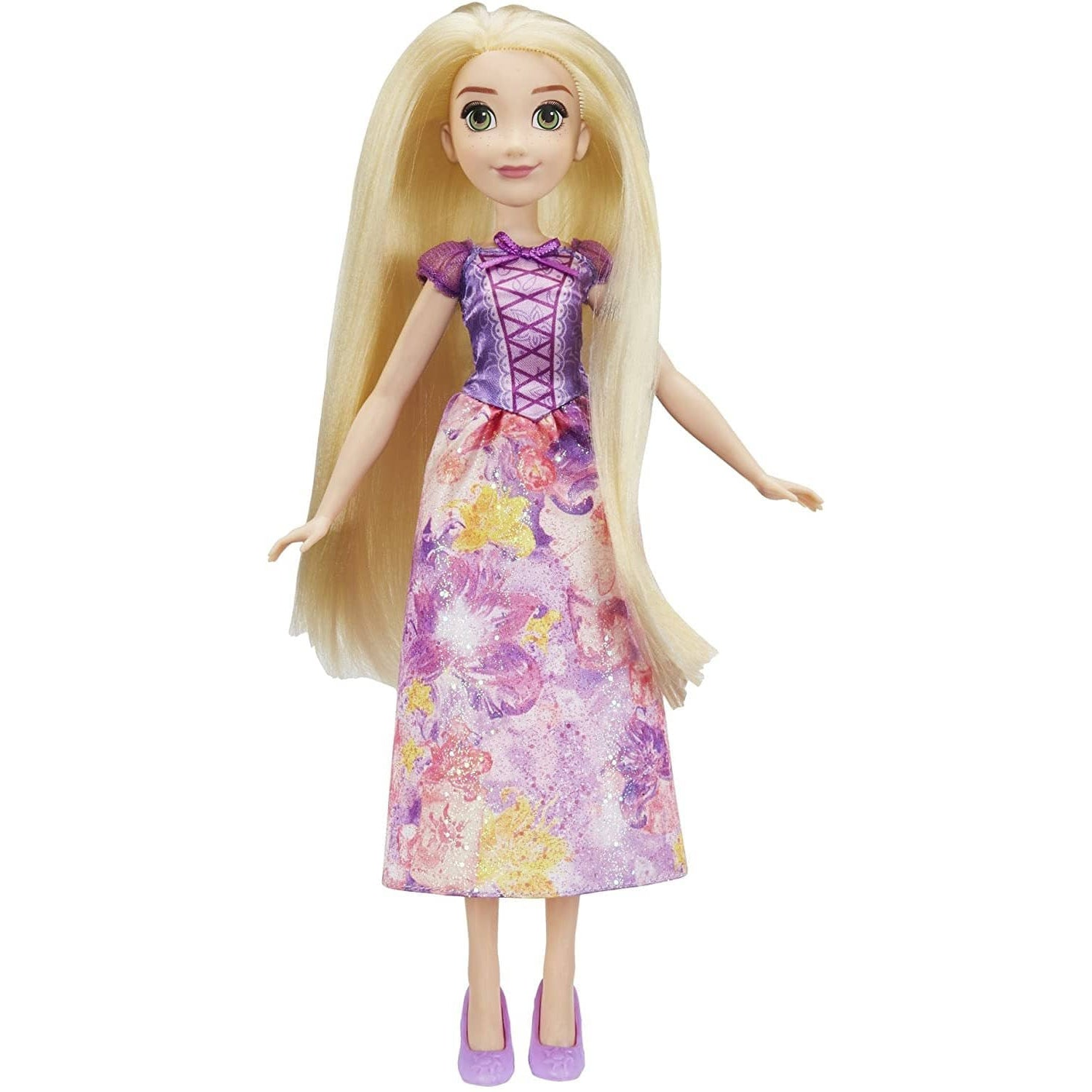 Rapunzel (Tangled) Royal Shimmer Doll-Kidding Around NYC