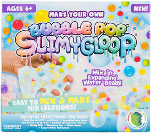 Slimeygloop: Bubble Pop-Kidding Around NYC