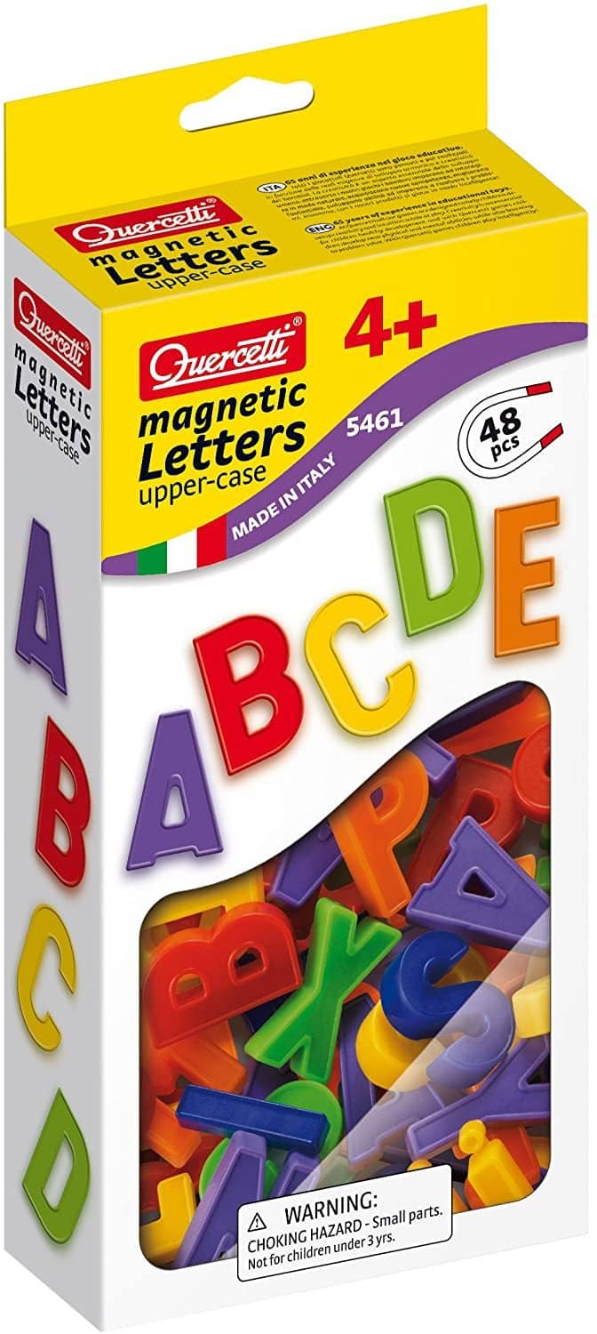 Magnetic Letters Uppercase-Kidding Around NYC