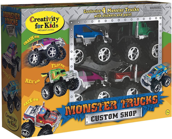 Monster Trucks Custom Shop-Kidding Around NYC