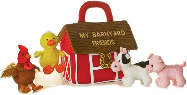 My First Barnyard Friends-Kidding Around NYC