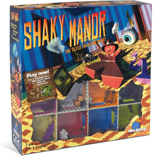Shaky Manor-Kidding Around NYC