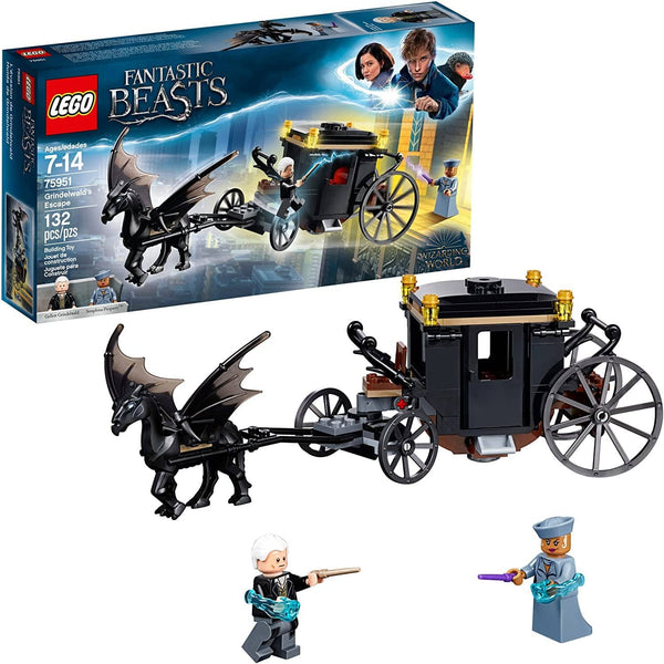LEGO 75951: Fantastic Beasts: Grindelwald's Escape (132 Pieces)-Kidding Around NYC