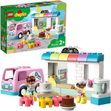 LEGO DUPLO Town Bakery 10928 Educational Play Café Toy for Toddlers, Great Gift for Kids Ages 2 and over, New 2020 (46 Pieces)