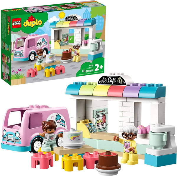 LEGO 10928: DUPLO: Bakery (46 Pieces)-Kidding Around NYC