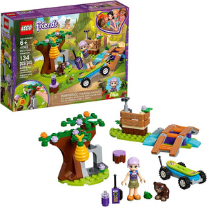 LEGO 41363: Friends: Mia's Forest Adventure (134 Pieces)-Kidding Around NYC