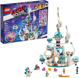"LEGO 70838: LEGO Movie 2: Queen Watevra's ""So Not Evil"" Space Palace (995 Pieces)"